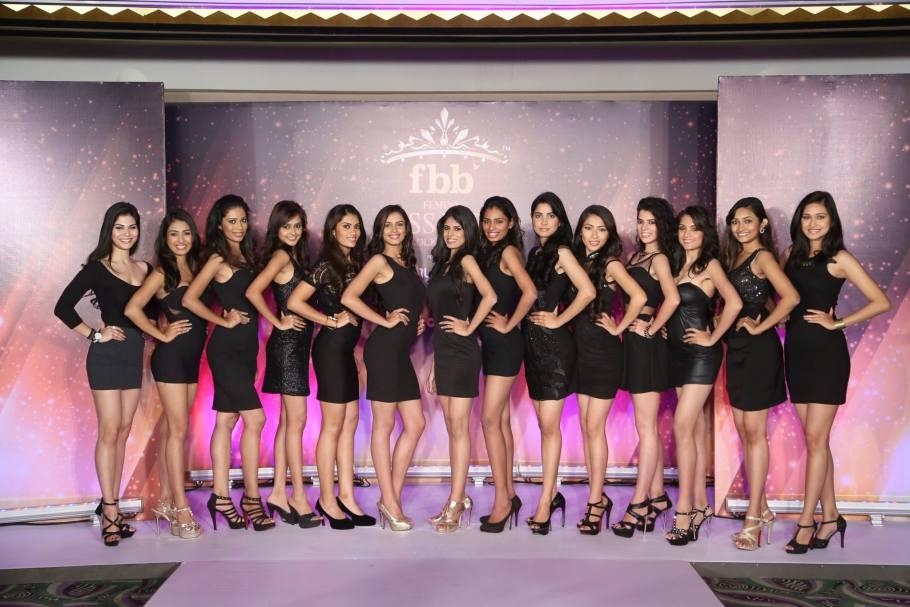 Meet Femina Miss India Kolkata 2016 Contestants