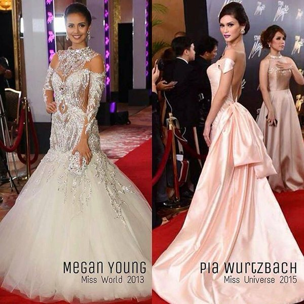 POLL: Pia Wurtzbach v/s Megan Young [VOTE]