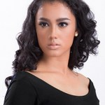 INTAN ALETRINO IS A CONTESTANT AT PUTERI INDONESIA 2016
