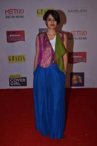 Payal Khadnelwal at Grazia Cover Girl Hunt 2016 red carpet