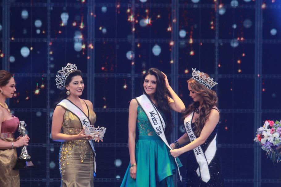Cristal Silva Dávila will represent Mexico at Miss Universe 2016 Pageant