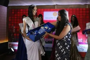 World Supermodel India 2016