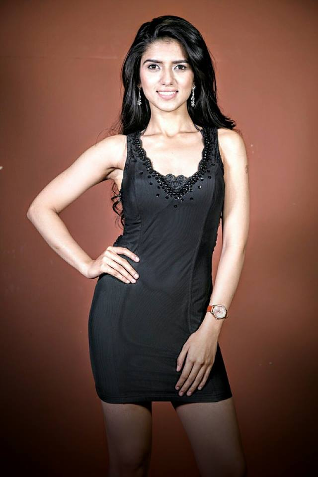 Akshata Yadav is a contestant at Femina Miss India Delhi 2016