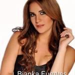 Bianka Fuentes is a contestant at Miss Ecuador 2016