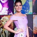 Binibini 6-CANDY N. DEL CASTILLO during Binibining Pilipinas 2016 Official Shots