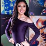 Binibini 8- KAREN IBASCO during Binibining Pilipinas 2016 Official Shots