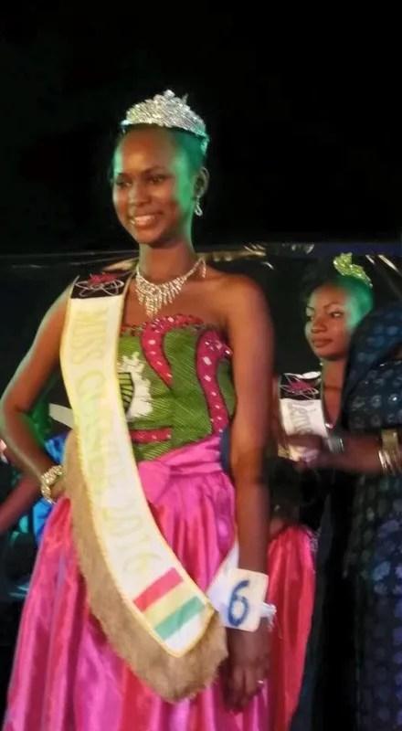 Safiatou Baldé crowned Miss Guineé 2016