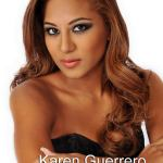 Karen Guerrero is a contestant at Miss Ecuador 2016