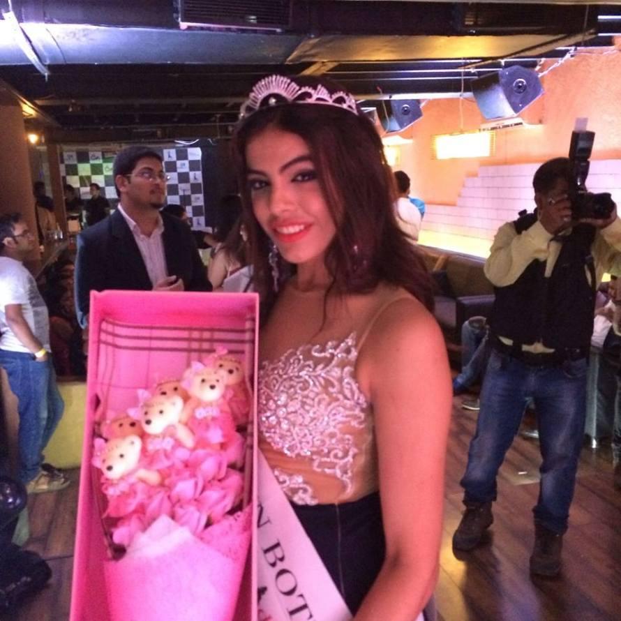 Marilyn Bothello wins World Supermodel India 2016