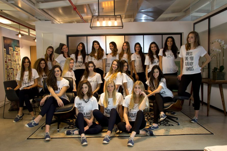 Meet the 21 finalist of Miss Israel 2016