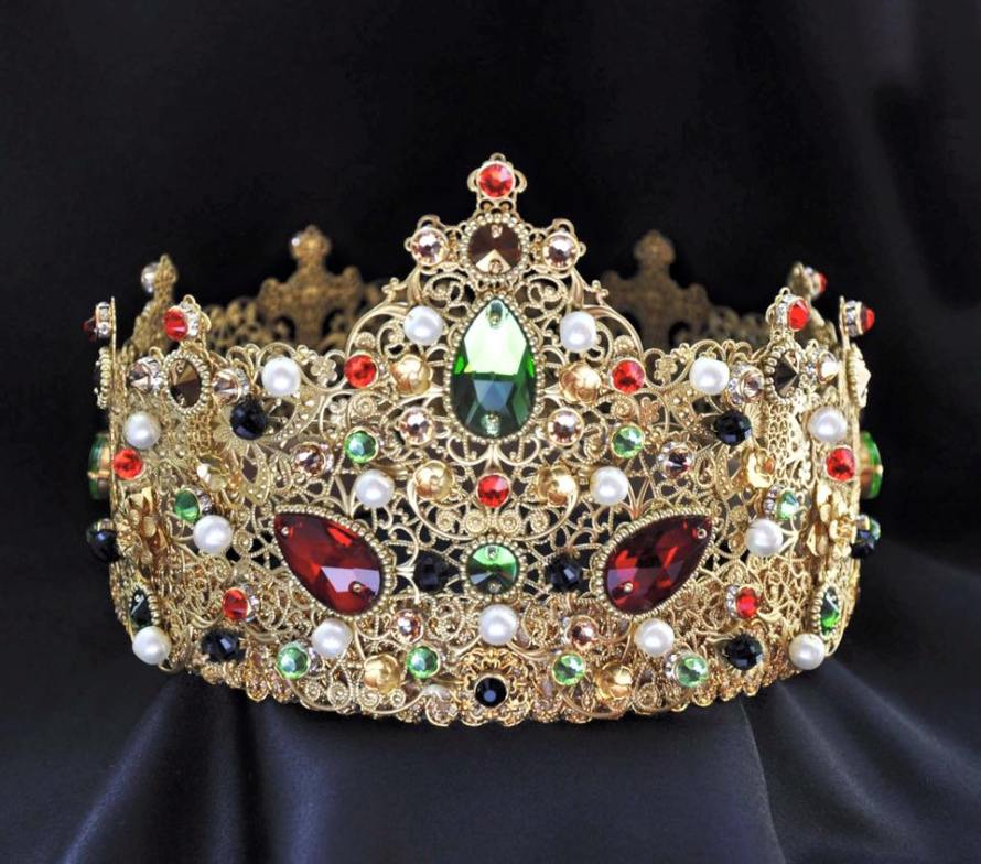 Miss World Guyana 2016 crown