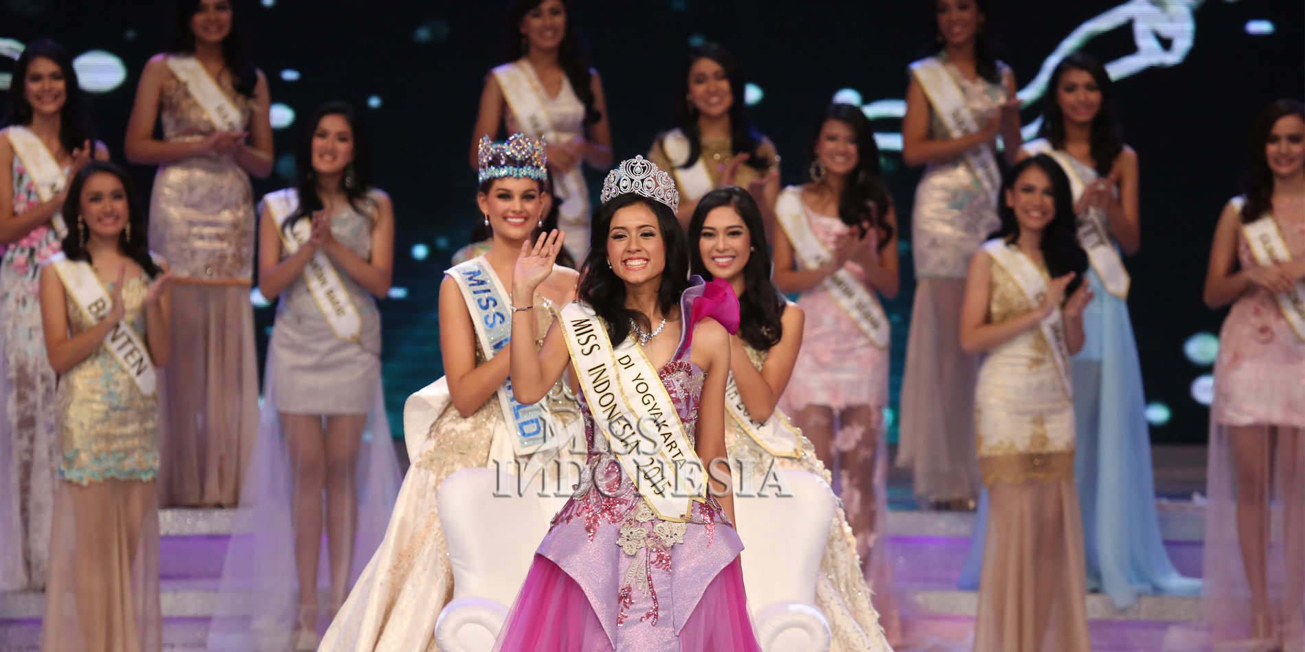 Miss Indonesia 2016 Meet The Contestants The Great