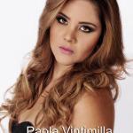 Paola Vintimila is a contestant at Miss Ecuador 2016