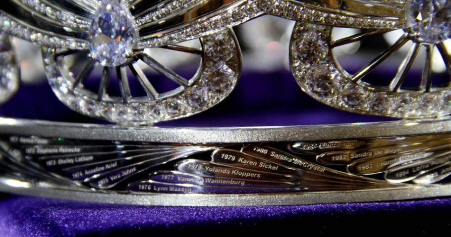 Miss South Africa 2016 Crown