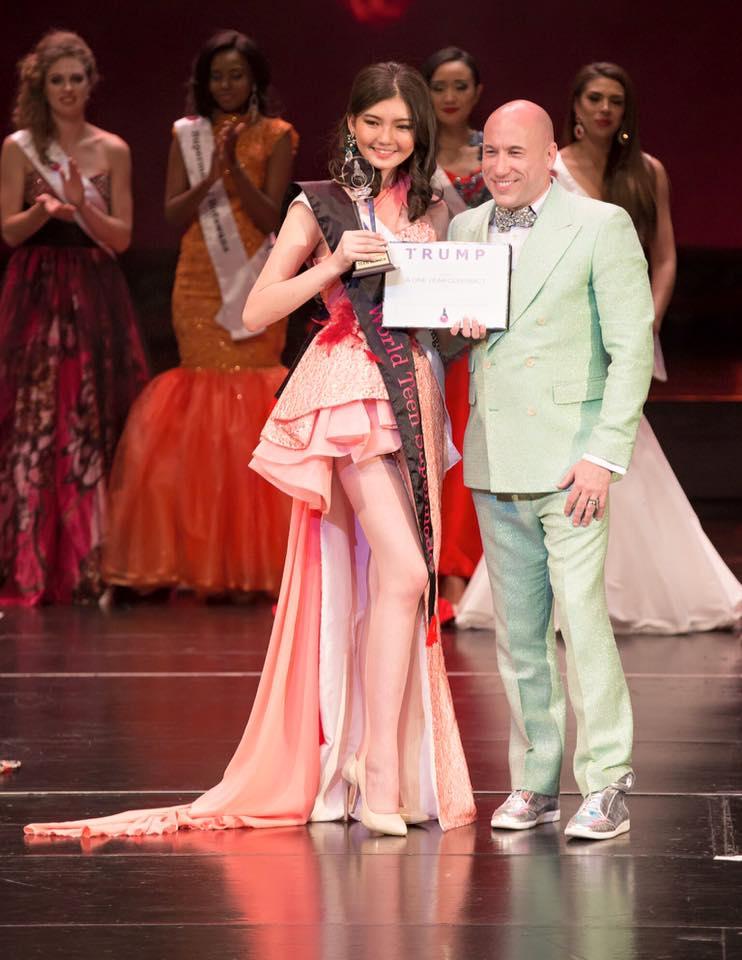 teen pageant Miss world supermodel