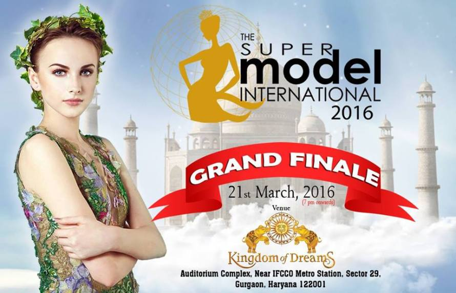 SUPERMODEL INTERNATIONAL 2016