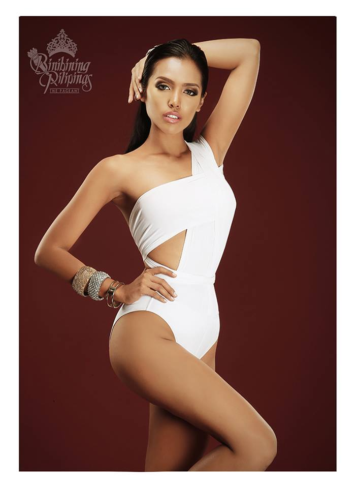 Binibini #36 MARIA GIGANTE during Binibining Pilipinas 2016 Swimsuit portraits