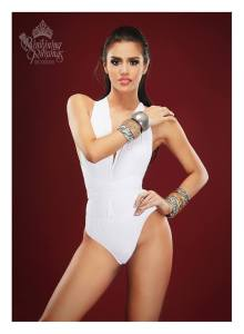 Binibini #7 ANGELIQUE CELINE L. DE LEON during Binibining Pilipinas 2016 Swimsuit portraits