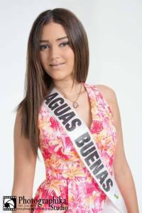 Aguas Buenas is a contestant of Miss Mundo de Puerto Rico 2016