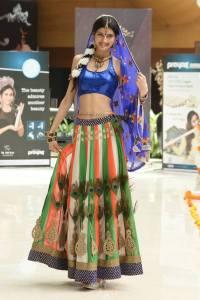 Aishwarya Sheoran in National Costume