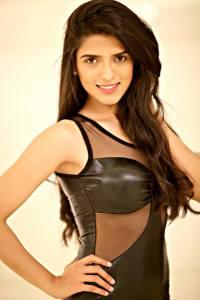 Akshita Yadav during Femina Miss India 2016 Official Shots