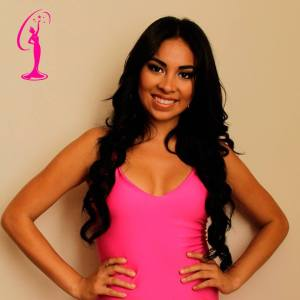 Alysson Andia is a contestant of Miss Peru 2016