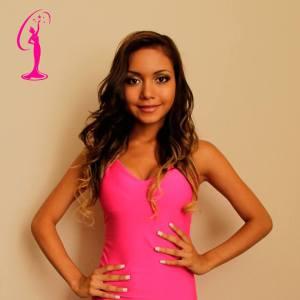 Carmen Mathews is a contestant of Miss Peru 2016