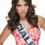 Ciales is a contestant of Miss Mundo de Puerto Rico 2016