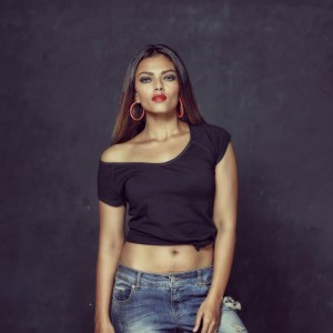 Dimple Paul is a contestant of Femina Miss India 2016 pageant
