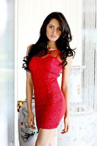 Dnyanda Shringarpure during Femina Miss India 2016 Casual Photo shoot