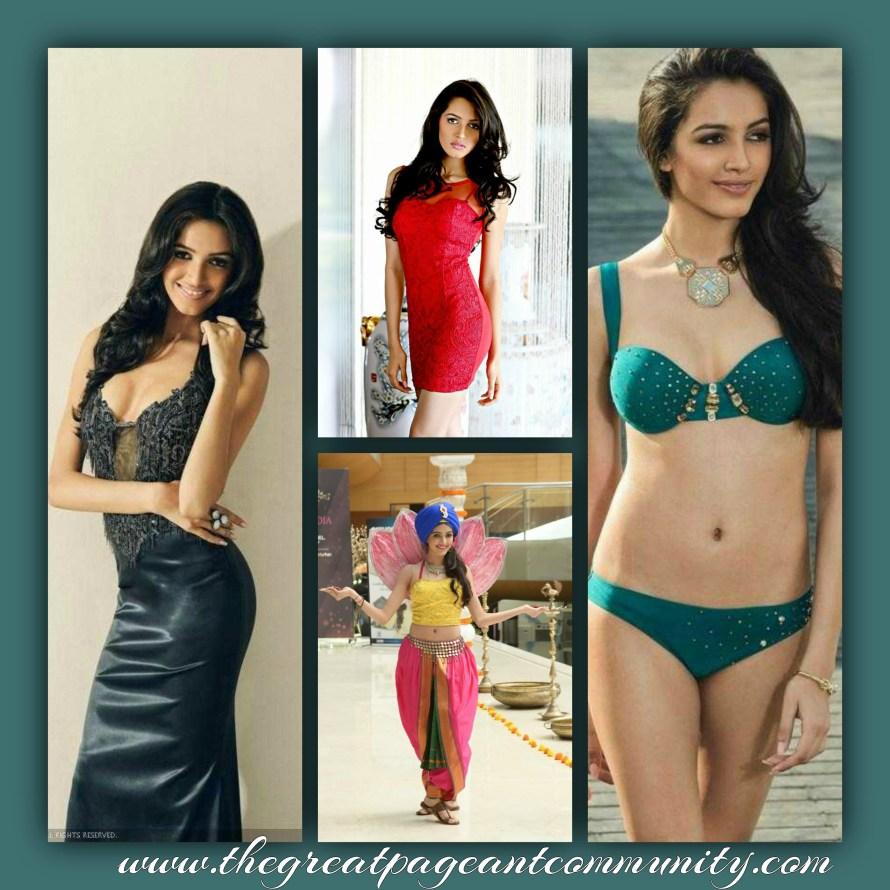 Dnyanda Shringarpure is one of favorites for Femina Miss India 2016