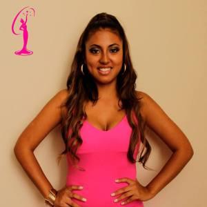 Fiorella Guevara is a contestant of Miss Peru 2016