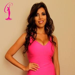 Fiorella Sanguinetti is a contestant of Miss Peru 2016
