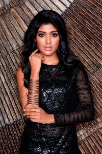 Gayathri Reddy is a contestant of Femina Miss India 2016 pageant