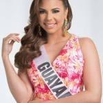 Guayama is a contestant of Miss Mundo de Puerto Rico 2016