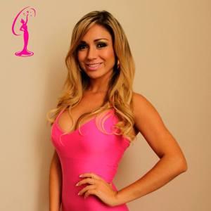 Hany Portocarrero - Miss Peru Amazonas is a contestant of Miss Peru 2016