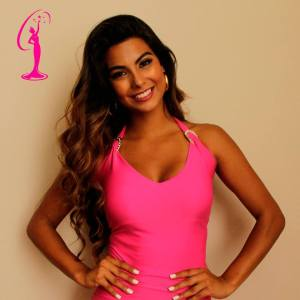 Ivana Yturbe is a contestant of Miss Peru 2016