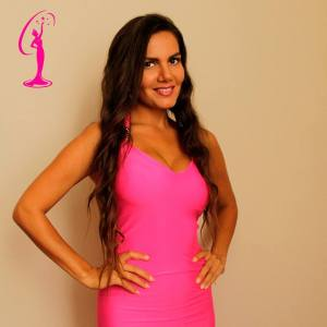 Johanna Chanamé is a contestant of Miss Peru 2016
