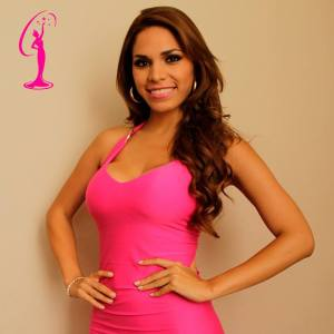 Karla Flores is a contestant of Miss Peru 2016