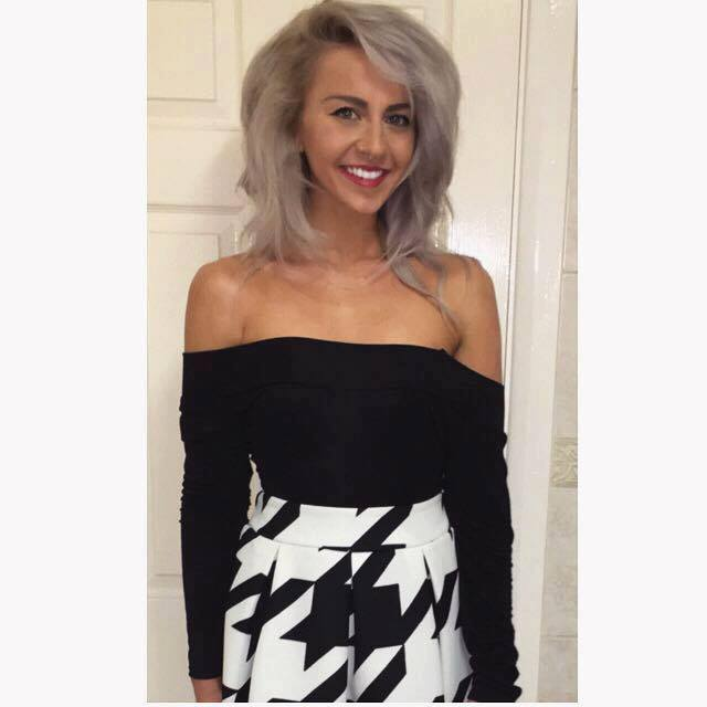 Kelly Sutherland is a contestant of Miss Wales 2016