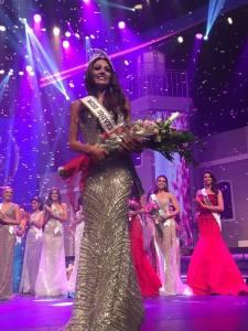 Miss Universe Puerto Rico 2016-Kristhielee Caride dethroned