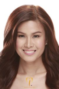 LAOANG, NORTHERN SAMAR- Ellyz Santos is a contestant of Miss Philippines Earth 2016