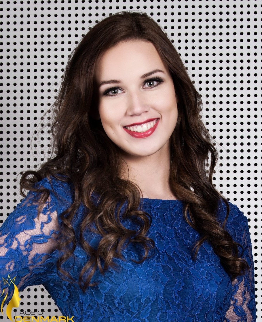 Miss Universe Herlev-Cecelia Christensen is a contestant of Face of Denmark 2016