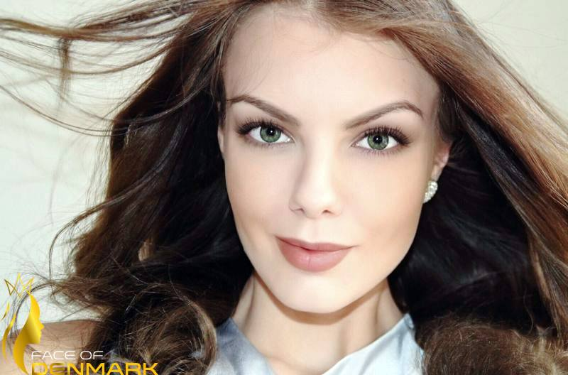 Miss Universe Varde-Mia Pihl Larsen is a contestant of Face of Denmark 2016