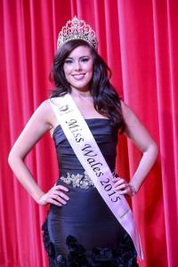 Miss Wales 2016 will represent Wales at Miss World 2016