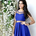 Natasha Singh during Femina Miss India 2016 Casual Photo shoot