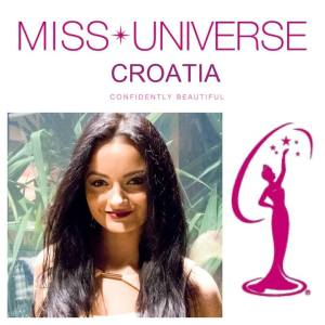 NIVES JEKIĆ is a contestant of Miss Universe Croatia 2016