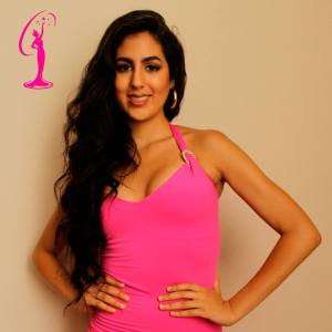 is a contestant of Miss Peru 2016