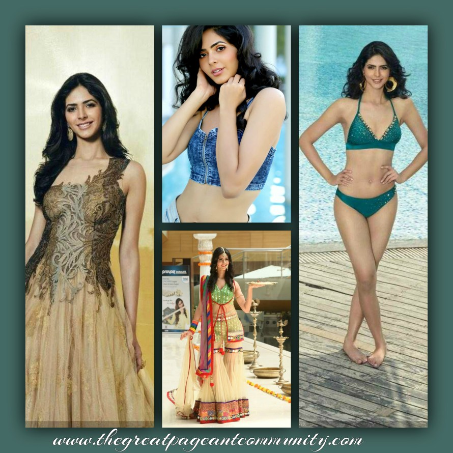 Pankhuri Gidwani is one of favorites for Femina Miss India 2016
