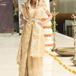 Priyadarshini Chatterjee in National Costume